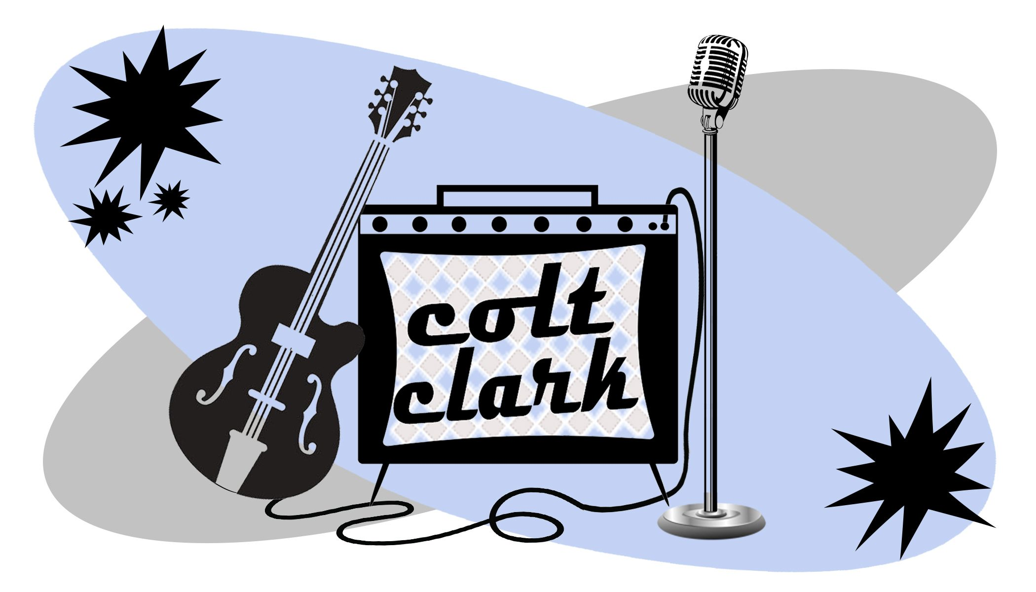 COLT CLARK MUSIC